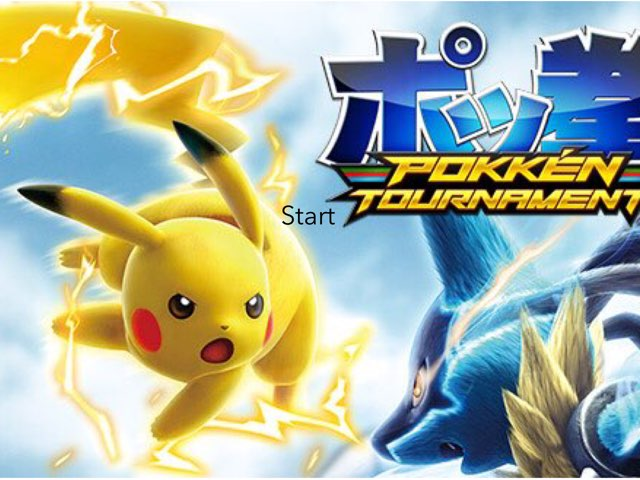 Pokémon Tournament  by Jay Santiago