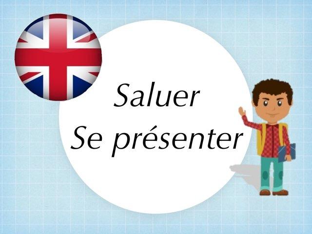 Saluer Se Présenter by Marielle Bringer
