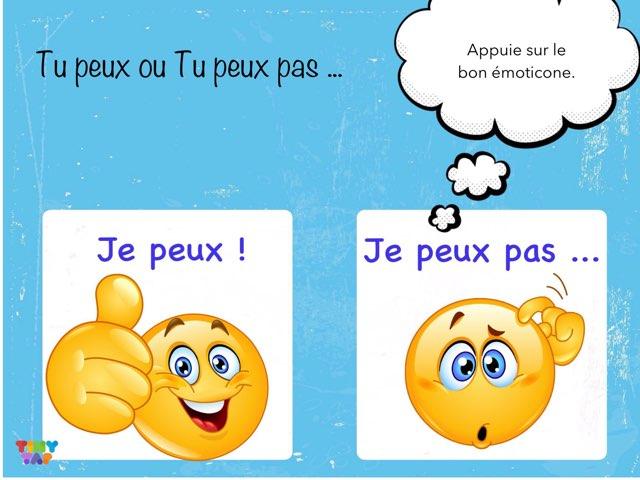 Tu Peux Ou Tu Peux Pas by Cédric Houbrechts