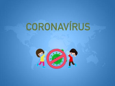 CORONAVÍRUS  by Bárbara Rocco