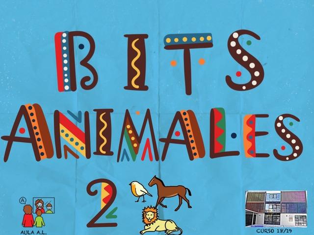 BITS ANIMALES 2 by Aida Muestra A.L.