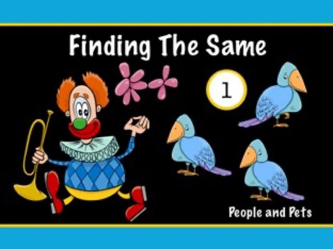 Finding The Same 1 - Mixed by Cici Lampe