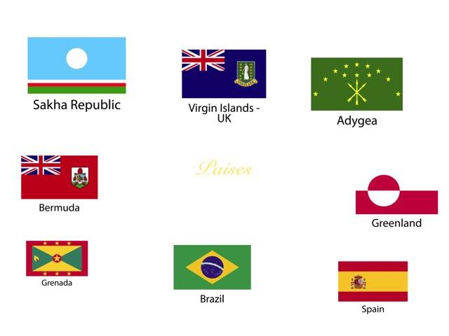 Países e Espaço Sideral by Curiosidades Curiosas