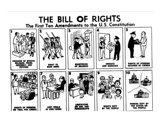 Bill Of Rights by Tanner Ryan