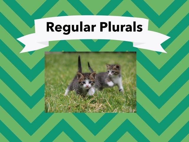 Point To The Plural Noun by Stephanie Balt