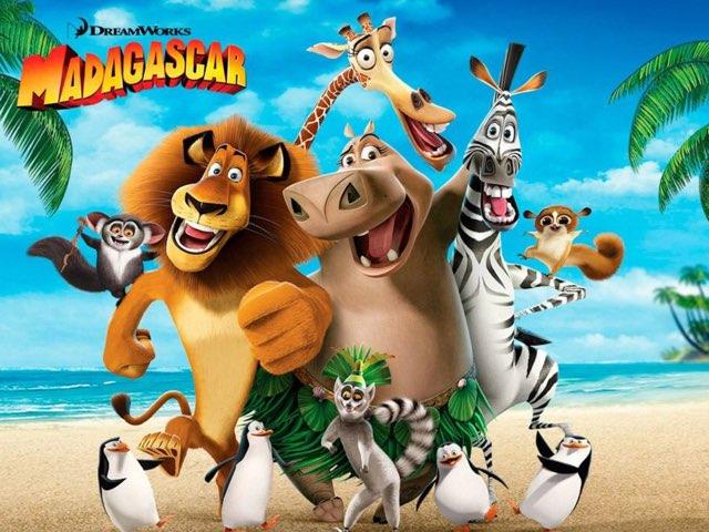 Madagascar 2 Escapando Da África - Quebra-cabeças by Gerson Nagel