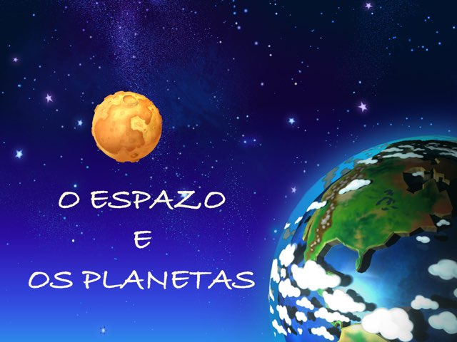 O Espazo e os Planetas by Abraham Alonso