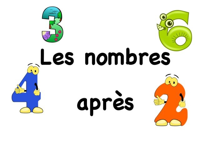 Les Nombres Après  by Metheavin Tan