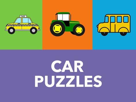Car Puzzles (EN UK) by Puzzle Land