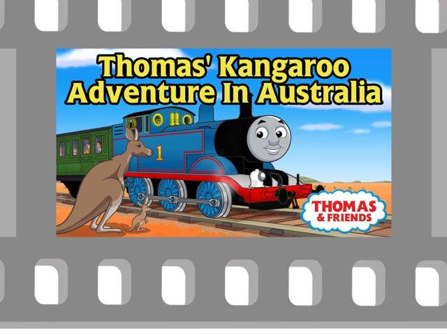 Thomas' Kangaroo Adventure In Australia by Animoca Brands