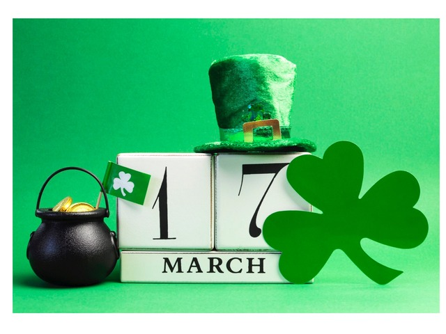 St Patrick's Day by Meaghan Foote