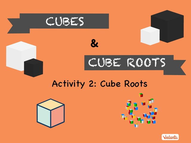 G8 Cubes and Cube Roots 2  by Manish Kumar