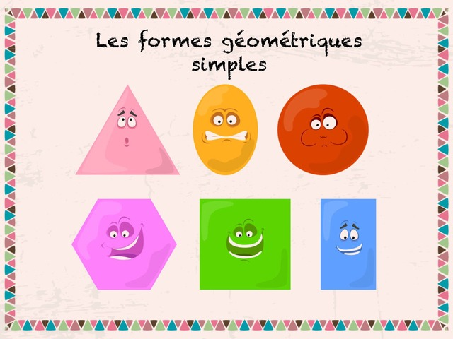 Les Formes Simples  by Marie S