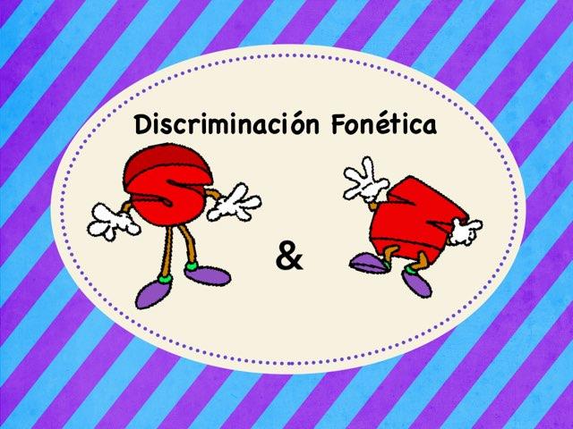 Discriminación entre S y Z by Mónica Rodríguez Martínez
