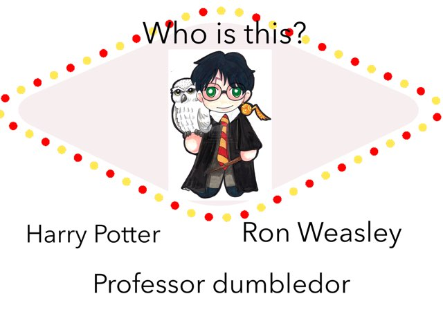 Harry Potter Quiz by Ella cleasby