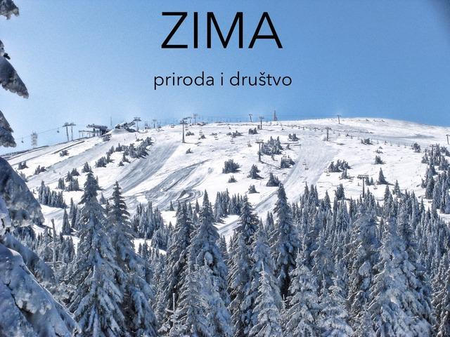 Zima PiD by natasa delac