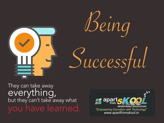 Being Successful by TinyTap creator
