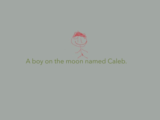 Moon Boy by Caleb & Colin Sevilleja