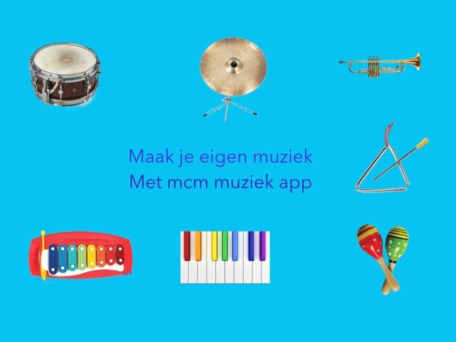 Muziek Van Mcm  by Ellessa Ellessa