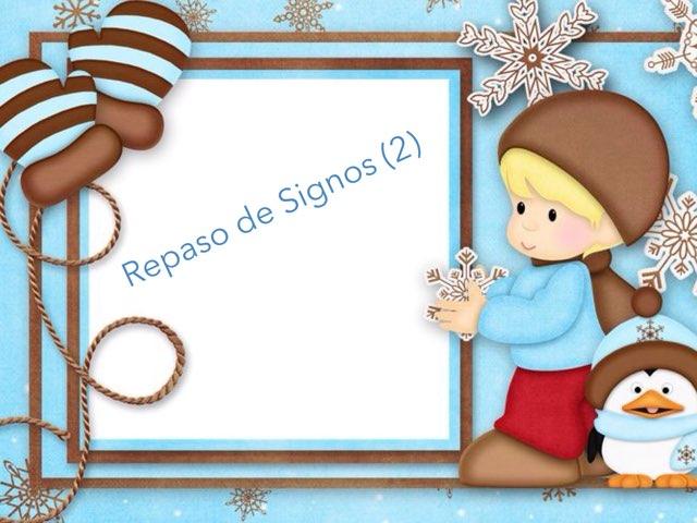 Repaso De Signos (2) by Zoila Masaveu