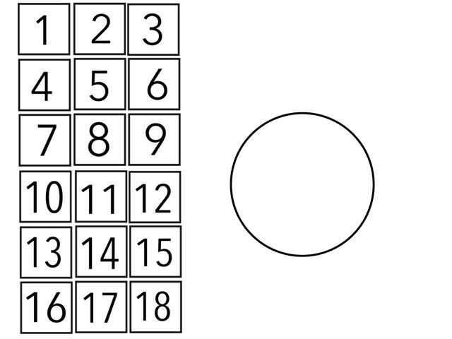 數序、簡易加減評估 by lokjun caritas