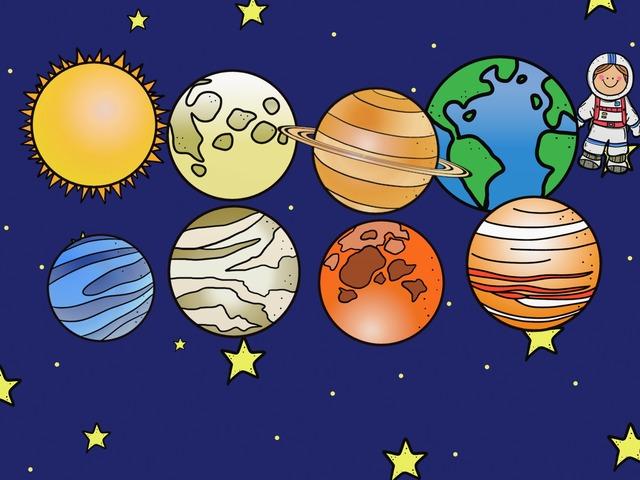 Les Planètes  by Lin