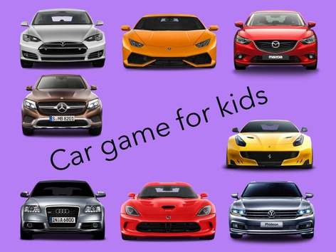 Car Game For Girls And Boys by Armani Dyzla