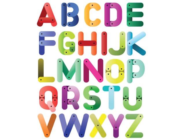 British alphabet 1  - Quiz by Teeny Tiny TEFL