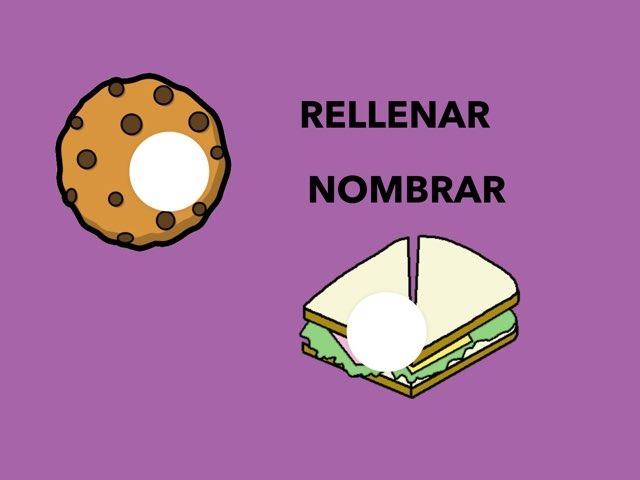 RELLENAR Y NOMBRAR by Francisca Sánchez Martínez