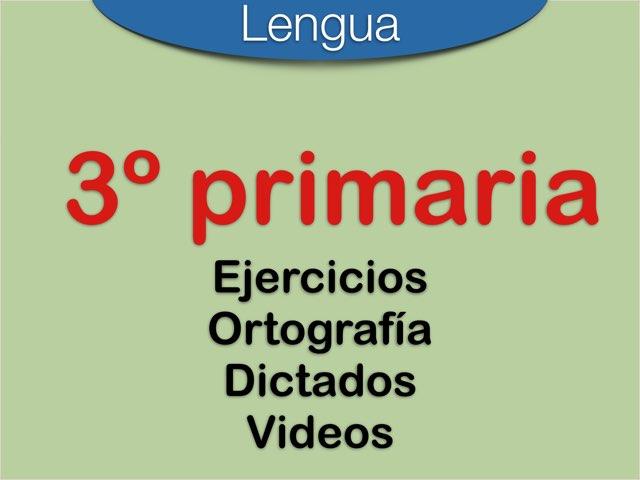 Lengua Primaria by Elysia Edu