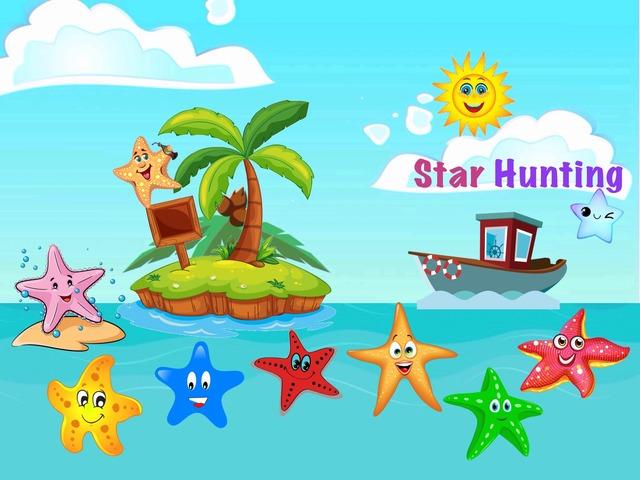 Star Hunting by Basierah Muslimah
