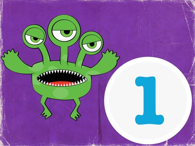 Counting Monsters by Dina Bright Yosef