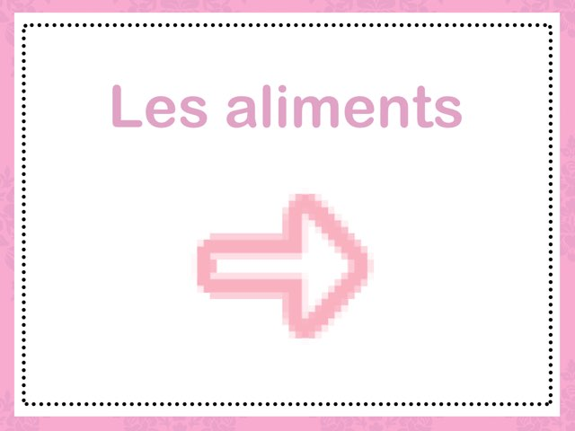 Les Aliments							 by Molly Trickett