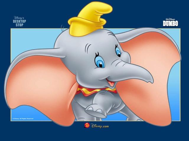 Les Jeu Avec Dumbo by Lin