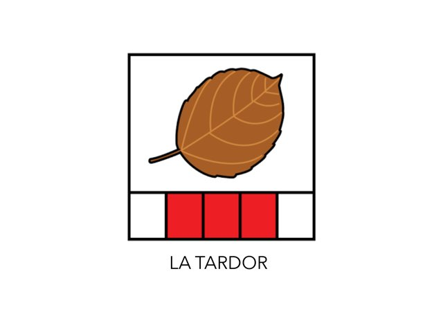 La TARDOR by Escola nadis-scs