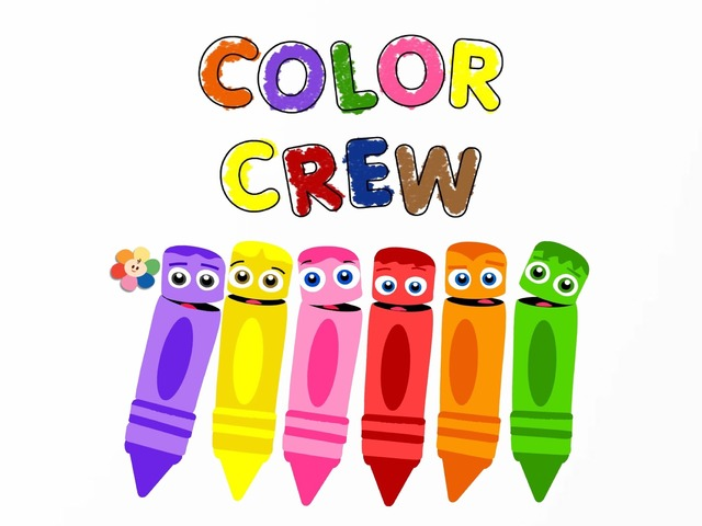 Color Crew by Tiny Tap