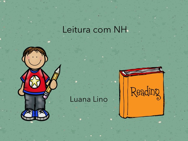Leitura NH by Luana Lino