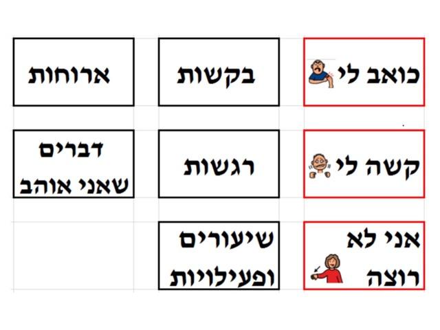 לוח תקשורת by אורטל אבישי
