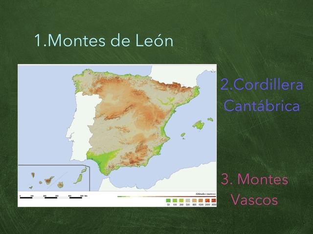 Montañas by Irene Rodriguez Horcajo