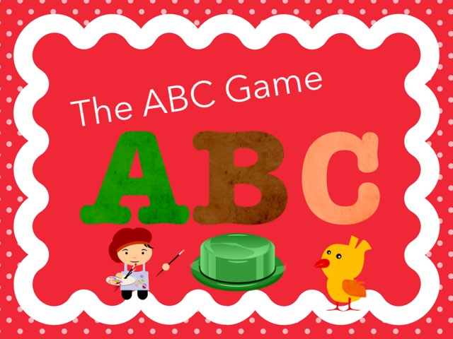 The ABC Game by Lorelei Beasley