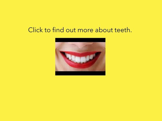 Teeth Health. by RGS Springfield