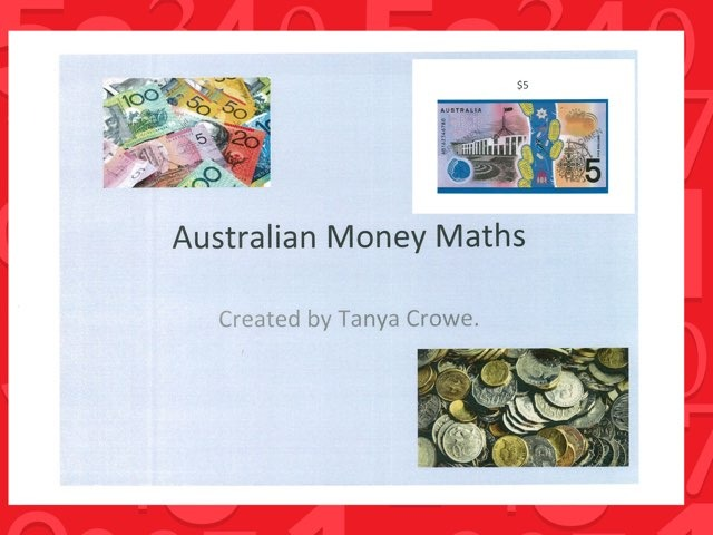 Australian Money. Do You Have Enough? $5 by Tanya Crowe