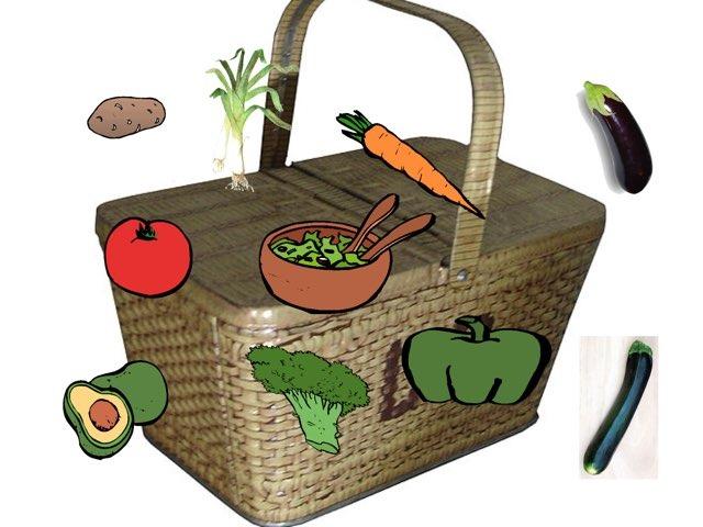 Les Légumes  by Audrey Waltz