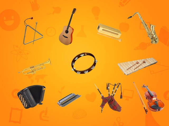 Raad het Instrument! by Nino Janssen