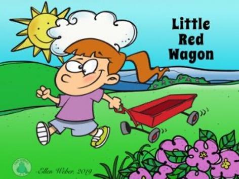 Little Red Wagon by Ellen Weber