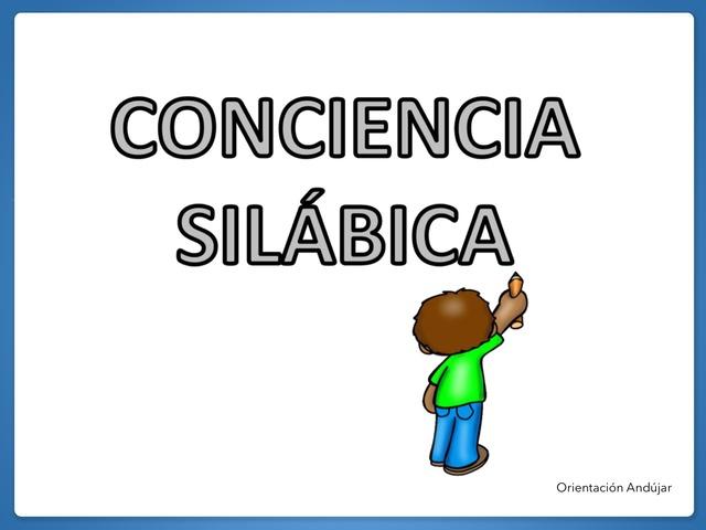 CONCIENCIA SILÁBICA  by Zoila Masaveu