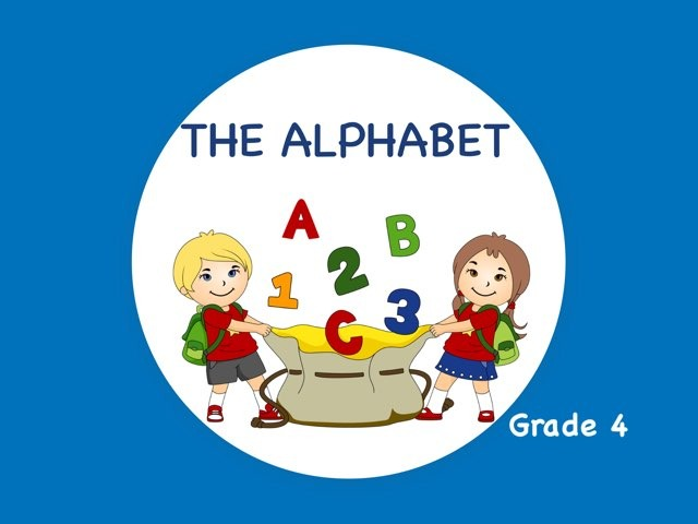 The Alphabet (listening) by Laurence Micheletti