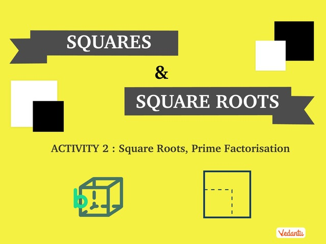 G8 Squares and Square Roots 2 by Manish Kumar