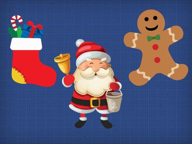 Santa by Pilot Elementary
