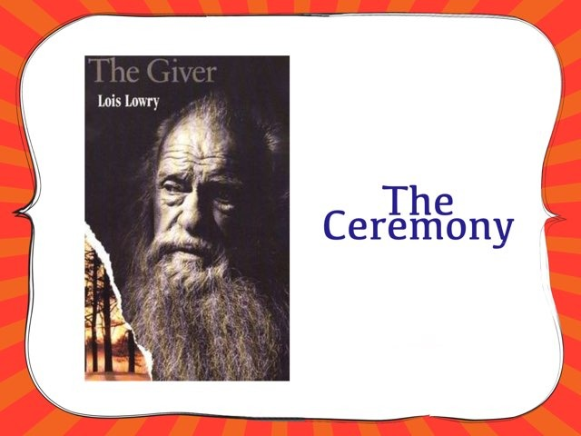 DPISD The Giver Ceremony by Leslie Kilbourn